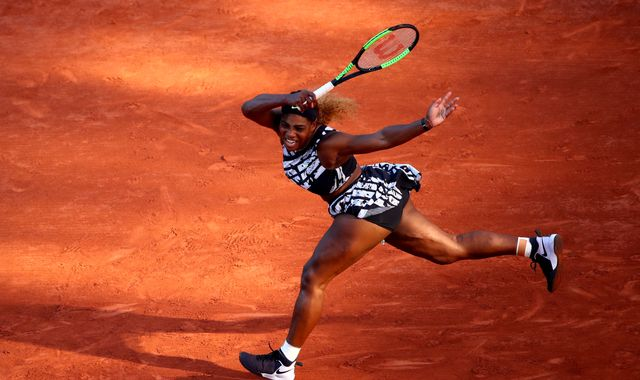 Williams' coach: Serena must deal with 'crazy emotions'