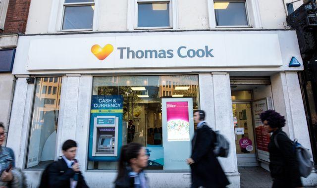 Thomas Cook shares plunge 20% as it confirms £200m cash demand