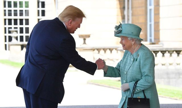 Queen holds phone call with Donald Trump ahead of American Independence Day