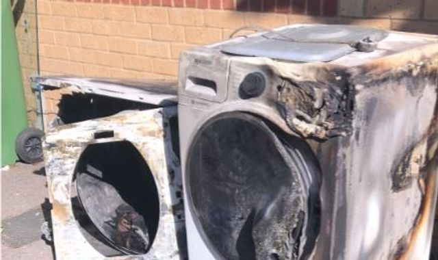 Whirlpool recalls 500,000 fire-risk tumble dryers