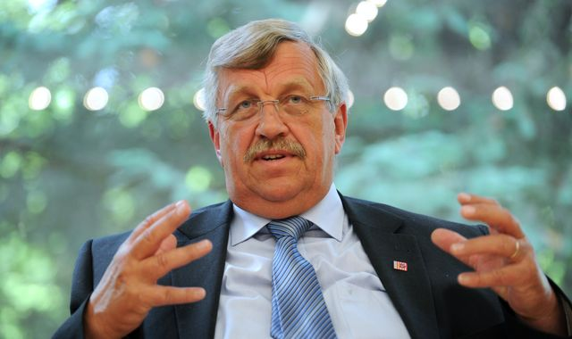 Walter Luebcke: 'Right-wing background' to killing of pro-migrant Angela Merkel ally