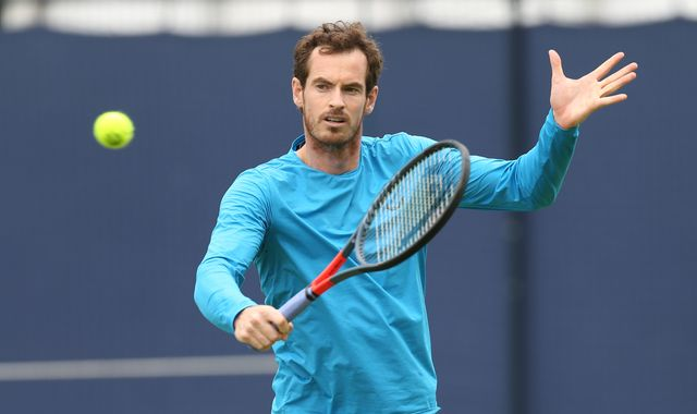 Andy Murray to play Wimbledon doubles with Pierre-Hugues Herbert