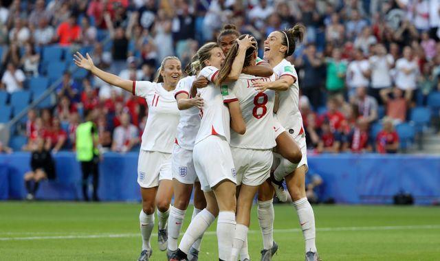 England Women to face Belgium next month