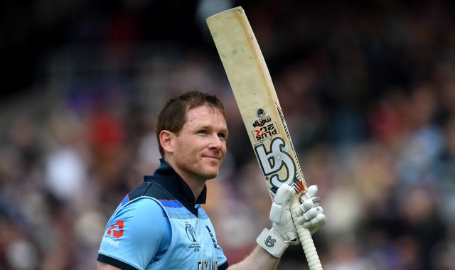 Eoin Morgan shows the beauty of keeping it simple as he smashes Afghanistan around the ground