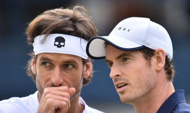 Andy Murray wins on comeback at Queen's Club