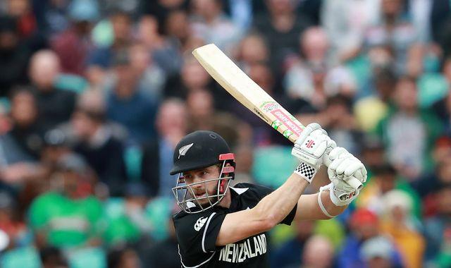 Williamson hits 50 for slow-go NZ LIVE! - Radio Newark