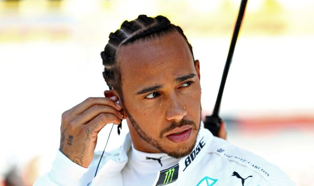 Lewis Hamilton in 'sweet spot' of form after his best-ever F1 start