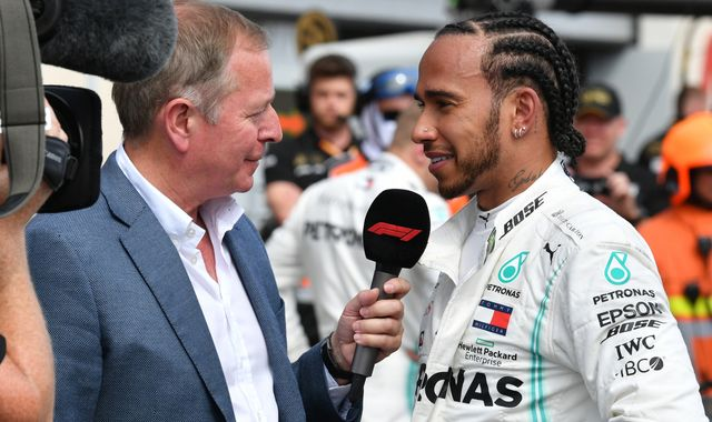 Martin Brundle on France penalties and Lewis Hamilton's masterclass