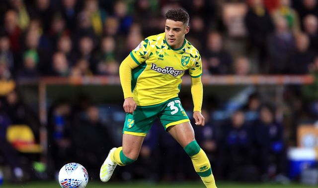 Manchester United stepping up Max Aarons interest