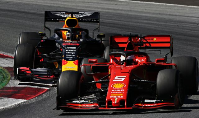 Austria set to open Formula One season with two races in July after government approval