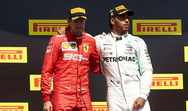 Ferrari request review of Sebastian Vettel's Canadian GP penalty