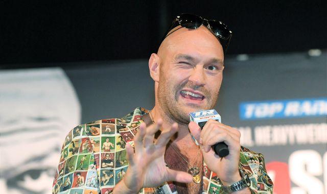 Eddie Hearn hopeful Tyson Fury will target Anthony Joshua-Andy Ruiz Jr rematch winner