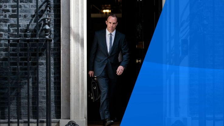 Sky Views: It's going to be a bumpy ride to autumn with Tory Brexit battle