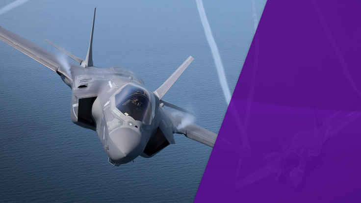 F-35 jets are owned by the UK and US militarys