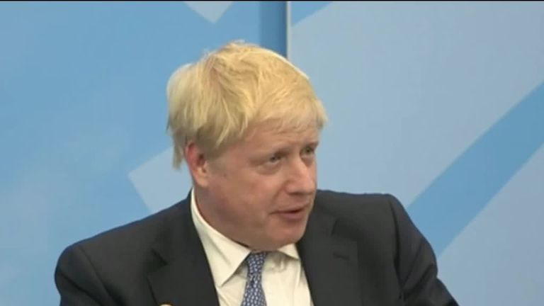 Boris Johnson and Jeremy Hunt have taken questions at a digital hustings