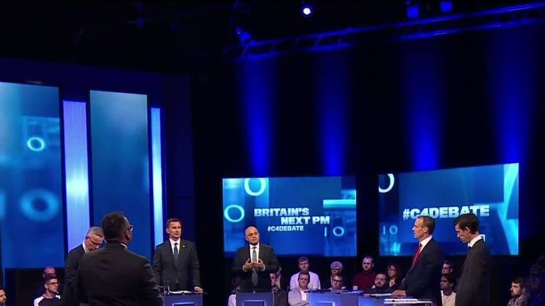 Who won and who lost the Tory leadership debate?