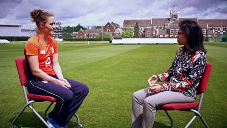 England all-rounder Nat Sciver tells Sky Sports that regaining the Women's Ashes is at the forefront of the players' minds this summer