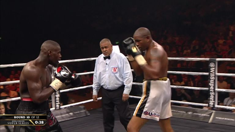 World Boxing Super Series: Yuniel Dorticos books final spot with KO | Boxing News |