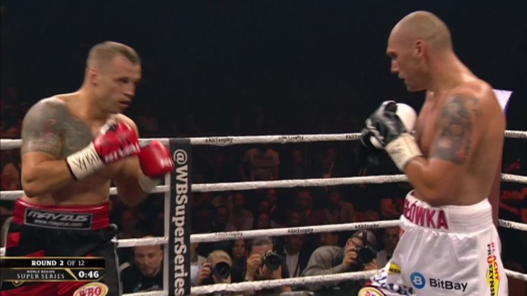World Boxing Super Series: Mairis Briedis claims controversial KO win over Krysztof Glowacki | Boxing News |