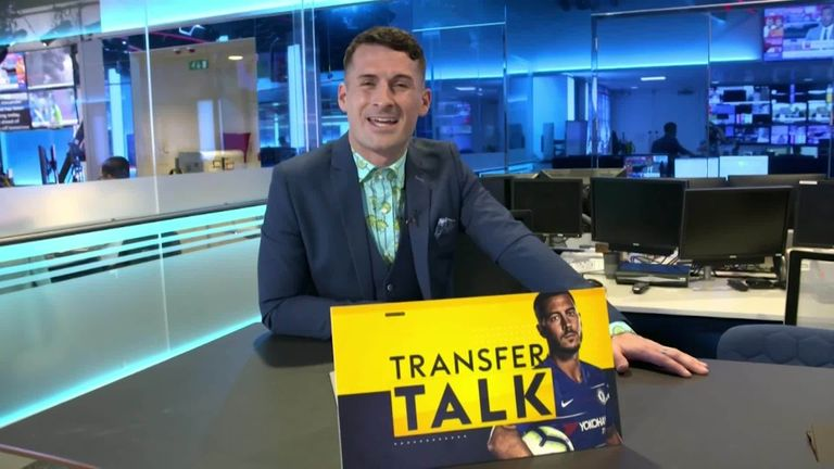 Keep up to date with all the latest ongoing rumours and done deals across the summer transfer window with Transfer Talk on Sky Sports News from July 1
