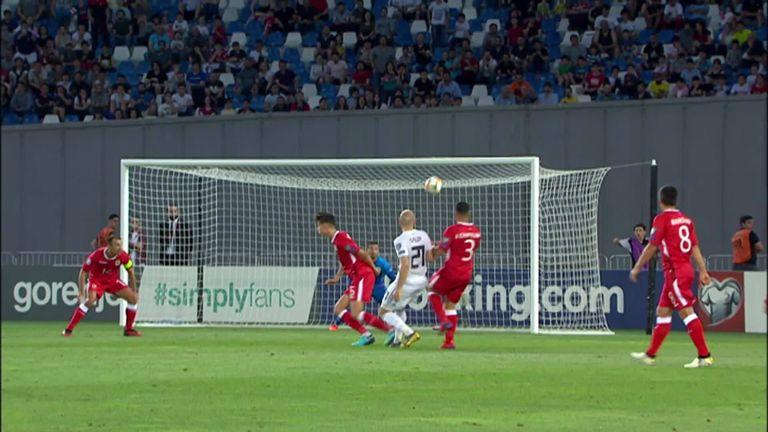 """Résultat de recherche d'images pour """"Georgia 3:0 Gibraltar"""""""