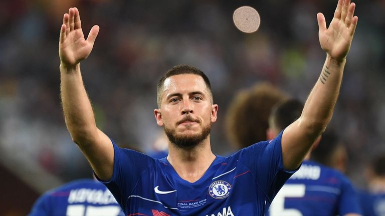 Chelsea said goodbye to Chelsea after the Europa League final