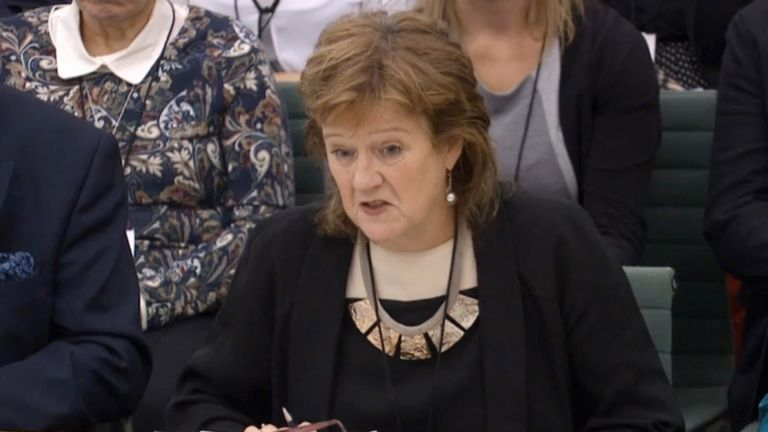 Professor Alexis Jay chaired the Independent Inquiry into Child Sexual Abuse