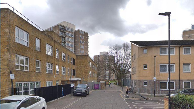 Alton Street. Pic: Google