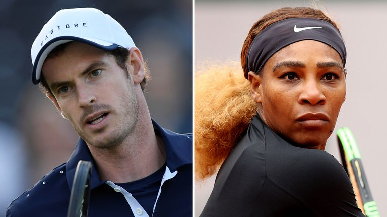 Could Murray and Williams pair up at Wimbledon this year?