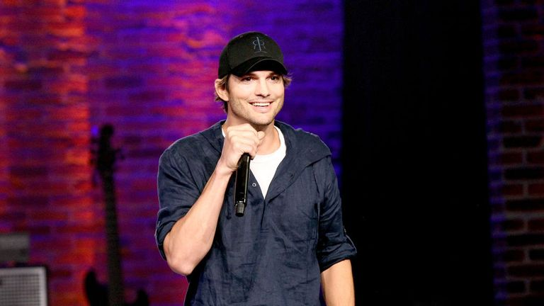 Ashton Kutcher has said 'imitation is the sincerest form of flattery'