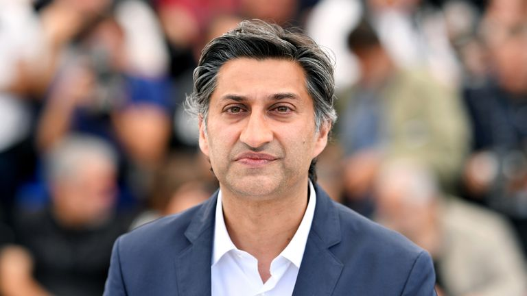 "Asif Kapadia attends the photocall for ""Diego Maradona"" during the 72nd annual Cannes Film Festival on May 20, 2019 in Cannes, France. (Photo by Pascal Le Segretain/Getty Images)"