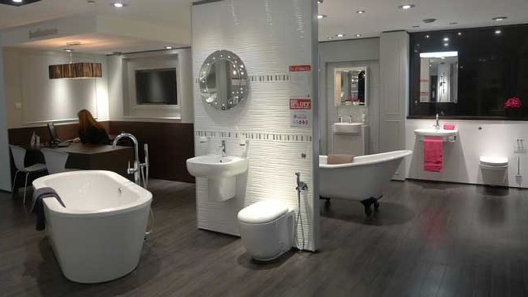 Bathstore trades from more than 160 sites and employs more than 600 staff. Pic: Bathstore