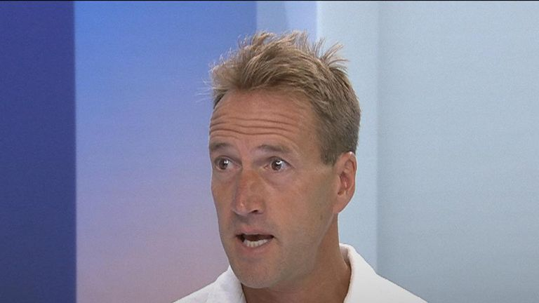 Ben Fogle tells Sky News he will donate his salary to pay for over 75s TV licence