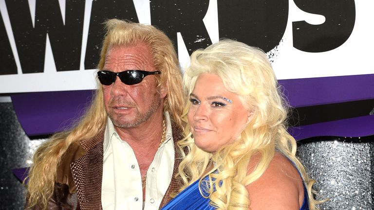 Duane Dog Lee Chapman and Beth Chapman
