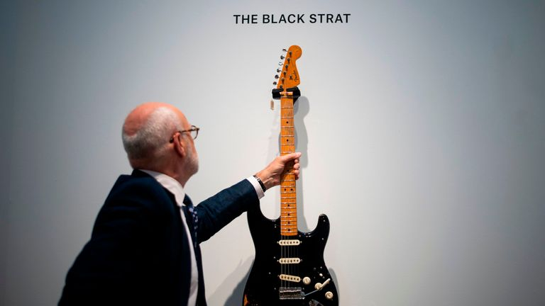 Black Strat