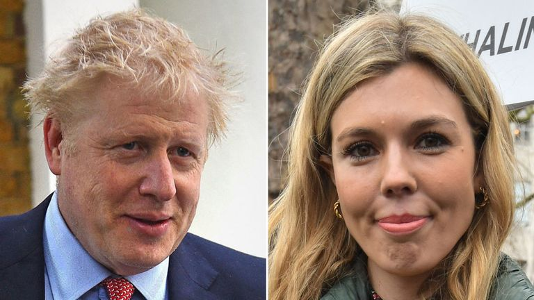 Carrie Symonds To Join Boris Johnson In Downing Street Politics