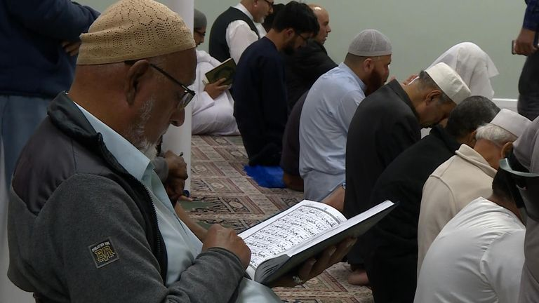 Mosques are being forced to tighten security following recent terror attacks
