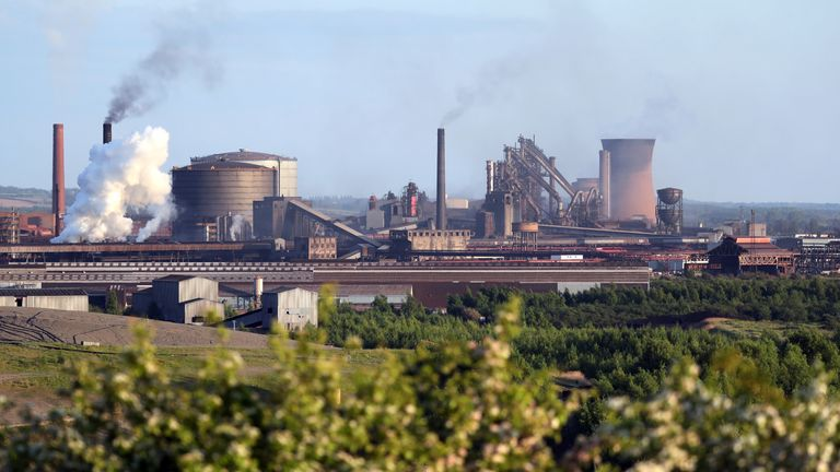 British Steel rescue deal to 'preserve thousands of jobs'