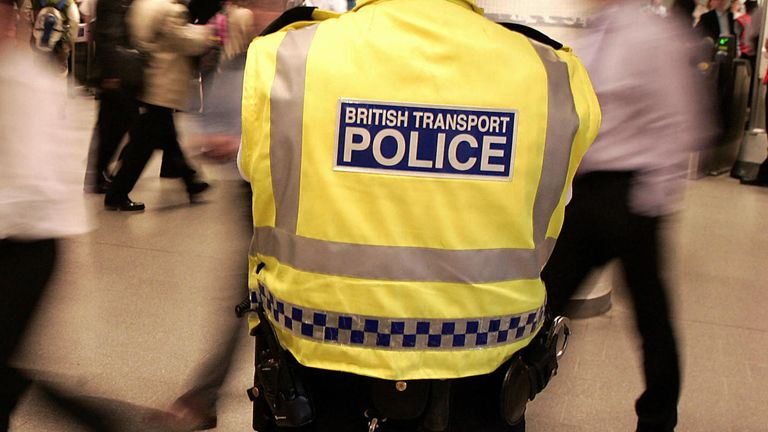 British Transport Police opened the investigation into the gang
