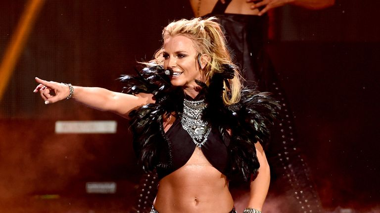 Britney's father said they do not have to most peaceful relationships