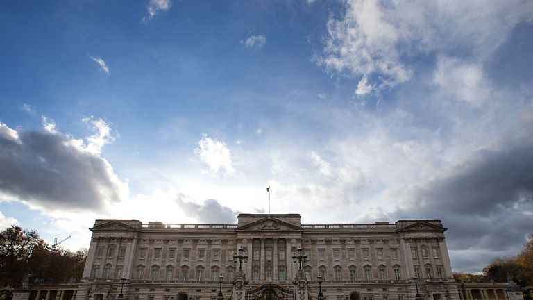 The Queen will host the president at Buckingham Palace for lunch
