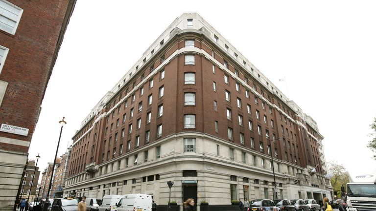 The  Cumberland Hotel denied liability