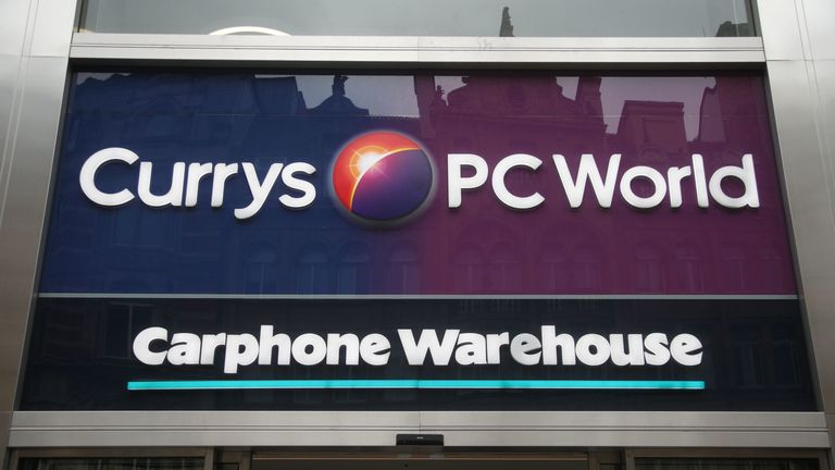 More pain' this year for Carphone Warehouse and Currys PC