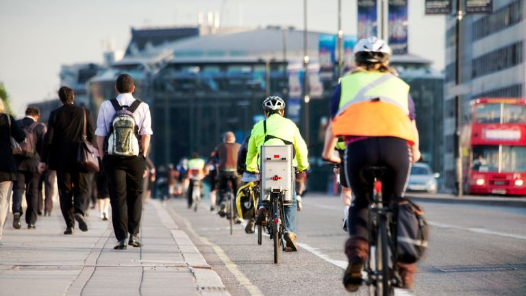 Cycle lanes may be dangerous, the commissioners have said