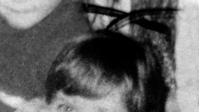 Dawn Ralph, 2, was one of three children murdered at their Worcester home in 1973