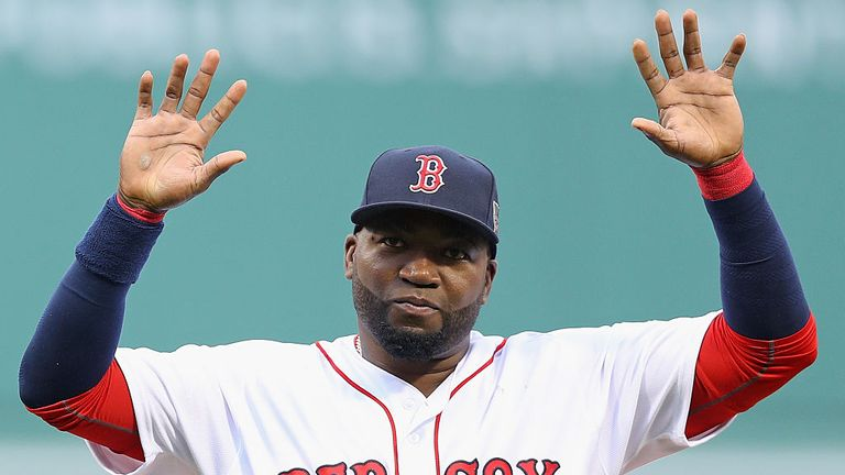 David Ortiz won the World Series three times with the Boston Red Sox