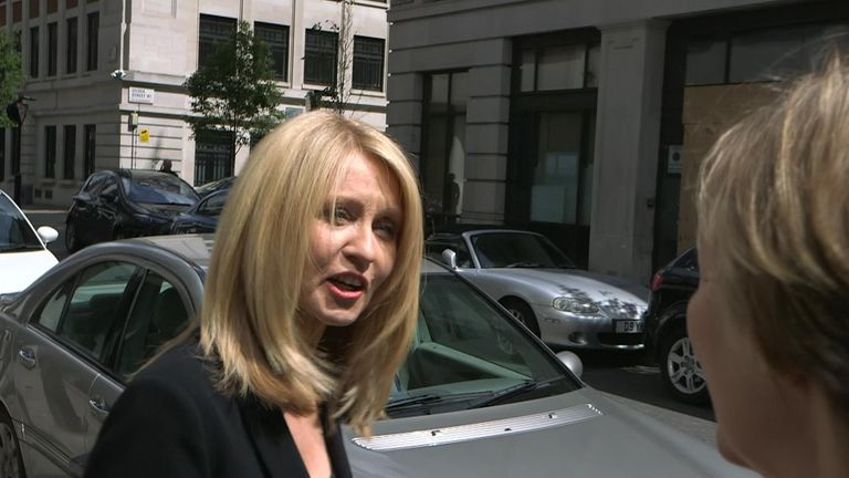 Tory leadership hopeful Esther McVey MP confirmed she had smoked cannabis as a younger women