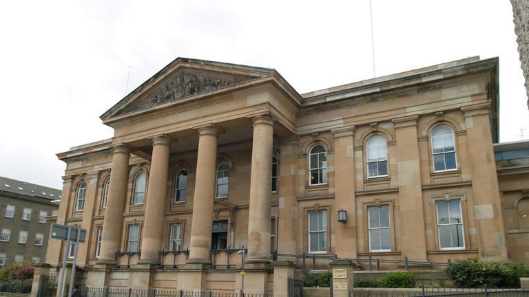 Thomas Dunn was convicted of assault at Dundee Sheriff Court