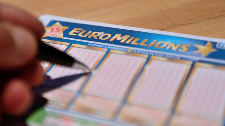 Camelot fear the EuroMillions winner who scooped £123,458,008 may not know they have won