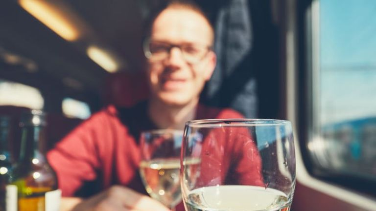 Passengers have hit out at the Eurostar drinks limit policy